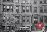 Image of residential apartment New York United States USA, 1939, second 2 stock footage video 65675035842
