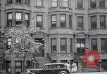 Image of residential apartment New York United States USA, 1939, second 4 stock footage video 65675035842