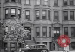 Image of residential apartment New York United States USA, 1939, second 7 stock footage video 65675035842