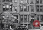 Image of residential apartment New York United States USA, 1939, second 8 stock footage video 65675035842