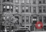 Image of residential apartment New York United States USA, 1939, second 9 stock footage video 65675035842