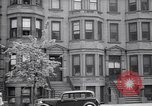 Image of residential apartment New York United States USA, 1939, second 10 stock footage video 65675035842
