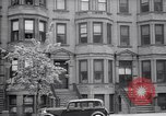 Image of residential apartment New York United States USA, 1939, second 11 stock footage video 65675035842