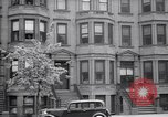 Image of residential apartment New York United States USA, 1939, second 12 stock footage video 65675035842