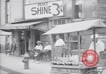 Image of Snow ball cart New York United States USA, 1939, second 1 stock footage video 65675035844