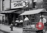 Image of Snow ball cart New York United States USA, 1939, second 2 stock footage video 65675035844