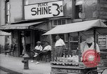 Image of Snow ball cart New York United States USA, 1939, second 7 stock footage video 65675035844