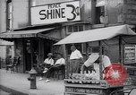 Image of Snow ball cart New York United States USA, 1939, second 9 stock footage video 65675035844