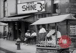 Image of Snow ball cart New York United States USA, 1939, second 10 stock footage video 65675035844
