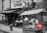 Image of Snow ball cart New York United States USA, 1939, second 12 stock footage video 65675035844
