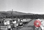 Image of buildings in Los Alamos New Mexico United States USA, 1949, second 1 stock footage video 65675035847