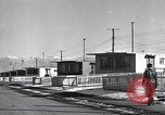 Image of buildings in Los Alamos New Mexico United States USA, 1949, second 7 stock footage video 65675035847