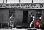 Image of Atomic Energy Laboratory in Los Alamos New Mexico United States USA, 1949, second 4 stock footage video 65675035850
