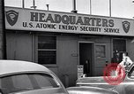 Image of Atomic Energy Laboratory in Los Alamos New Mexico United States USA, 1949, second 10 stock footage video 65675035850