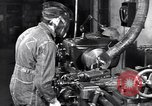Image of nuclear scientists working on uranium Oak Ridge Tennessee, 1946, second 1 stock footage video 65675035851