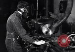 Image of nuclear scientists working on uranium Oak Ridge Tennessee, 1946, second 4 stock footage video 65675035851