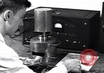 Image of measuring radiation at Oak Ridge Oak Ridge Tennessee, 1946, second 5 stock footage video 65675035853