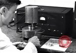Image of measuring radiation at Oak Ridge Oak Ridge Tennessee, 1946, second 6 stock footage video 65675035853