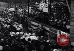 Image of Liberty Loan Parade and British parade London England United Kingdom, 1918, second 3 stock footage video 65675035866