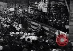 Image of Liberty Loan Parade and British parade London England United Kingdom, 1918, second 4 stock footage video 65675035866