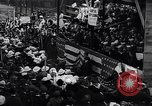 Image of Liberty Loan Parade and British parade London England United Kingdom, 1918, second 5 stock footage video 65675035866