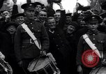Image of Liberty Loan Parade and British parade London England United Kingdom, 1918, second 8 stock footage video 65675035866