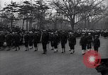 Image of US Navy troops and sailors Washington DC USA, 1917, second 2 stock footage video 65675035867
