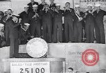 Image of US Navy submarine base band World War 1 bond drive United States USA, 1917, second 1 stock footage video 65675035872
