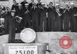 Image of US Navy submarine base band World War 1 bond drive United States USA, 1917, second 2 stock footage video 65675035872