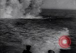 Image of navy's combat exercise in the seawaters Atlantic Ocean, 1917, second 12 stock footage video 65675035875