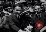 Image of Stars at WWI War bond rally Washington DC USA, 1917, second 9 stock footage video 65675035877