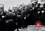 Image of dignitaries at Palace of Versailles Paris France, 1919, second 10 stock footage video 65675035878