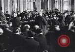 Image of Paris Peace Conference Versailles France, 1919, second 6 stock footage video 65675035879