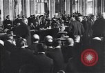 Image of Paris Peace Conference Versailles France, 1919, second 9 stock footage video 65675035879
