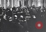 Image of Paris Peace Conference Versailles France, 1919, second 10 stock footage video 65675035879