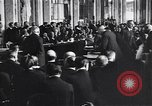 Image of Paris Peace Conference Versailles France, 1919, second 11 stock footage video 65675035879