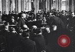 Image of Paris Peace Conference Versailles France, 1919, second 12 stock footage video 65675035879