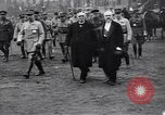 Image of Dignitaries at Treaty of Versailles Paris France, 1919, second 4 stock footage video 65675035881