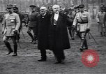 Image of Dignitaries at Treaty of Versailles Paris France, 1919, second 5 stock footage video 65675035881