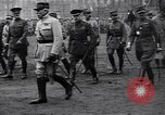 Image of Dignitaries at Treaty of Versailles Paris France, 1919, second 7 stock footage video 65675035881