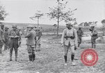 Image of 369th infantry of the US army France, 1918, second 1 stock footage video 65675035884