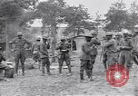 Image of 369th infantry of the US army France, 1918, second 8 stock footage video 65675035884