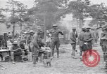 Image of 369th infantry of the US army France, 1918, second 10 stock footage video 65675035884