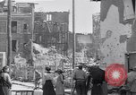 Image of destroyed and burnt French village France, 1918, second 9 stock footage video 65675035886