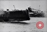 Image of German Navy submarine at a naval base Germany, 1942, second 2 stock footage video 65675035889