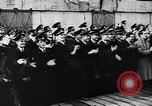Image of German Navy submarine at a naval base Germany, 1942, second 8 stock footage video 65675035889