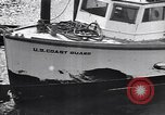 Image of Coast Guard rescues survivors of torpedoed ship New Jersey United States USA, 1942, second 1 stock footage video 65675035893