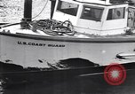 Image of Coast Guard rescues survivors of torpedoed ship New Jersey United States USA, 1942, second 2 stock footage video 65675035893