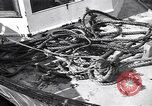 Image of Coast Guard rescues survivors of torpedoed ship New Jersey United States USA, 1942, second 10 stock footage video 65675035893