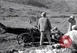 Image of Kuomintang (KMT) gunners fire field artillery and mortars at Japanese China, 1944, second 8 stock footage video 65675035896
